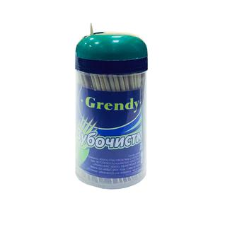 Зубочистки GRENDY 200шт.