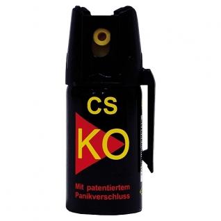 Спрей защитный CS KO 40 мл.