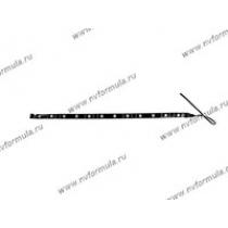 Лента светодиодная 12В 5050 SMD 2.4W IP65 MTF желтый 30 см