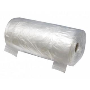 Пакет-майка фасовочный на втулке, ПНД 28+17х55 13 мкм 250 шт/уп,прозр.