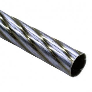 Фигурная труба Luxon Decor КМФ25-3.0 Ø25. 300см.