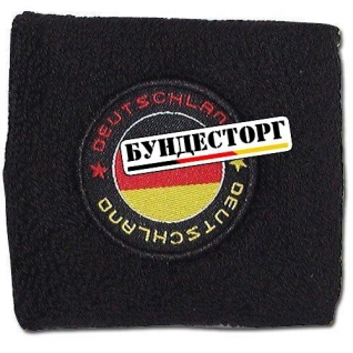 Повязка FAN Schweissband Logo Rund