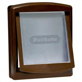 PetSafe Дверца Original 2 Way средняя, коричневая