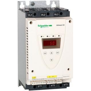 Устройство плавного пуска Altistart 22 ATS22C11Q 110 А