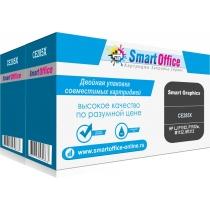 Двойная упаковка совместимых картриджей CE285X (85X) для HP LJ P1102, P1102w, M1132, M1212, чёрный (2 шт. по 3000 стр.) 12202-01 Smart Graphics