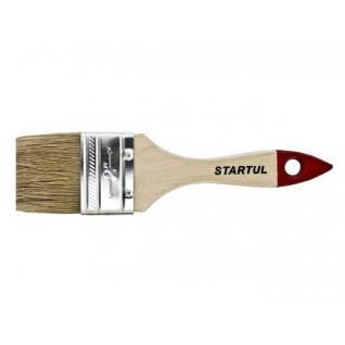 """Кисть плоская """"STANDART"""" 1""""-25мм (ST0101-25) (STARTUL) STARTUL"""