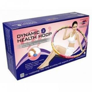 """Обруч для похудения Динамик """"W"""" двойной Health Hoop"""
