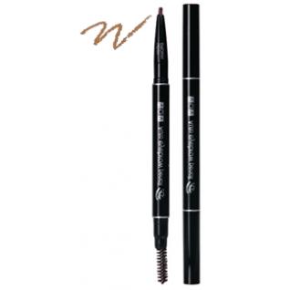 Карандаш автоматический для бровей VOV Auto Eyebrow Pencil 14 Natural brown
