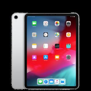 Планшет Apple iPad Pro 11 (2018) 64Gb Wi-Fi+Cellular Silver MU0Y2
