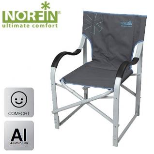 Кресло складное Norfin MOLDE NFL алюминиевое SALMO
