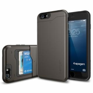 Чехол для iPhone 6 Plus SGP Slim Armor CS, цвет Gunmetal (SGP10910)