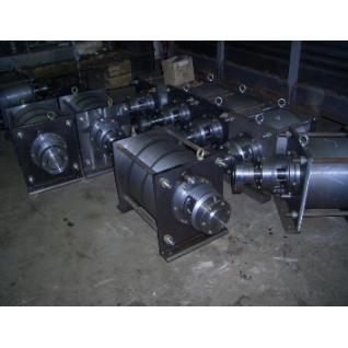 Теплогенераторы на соломе, насосы-теплогенераторы НТГ-055, НТГ-075, НТГ-090