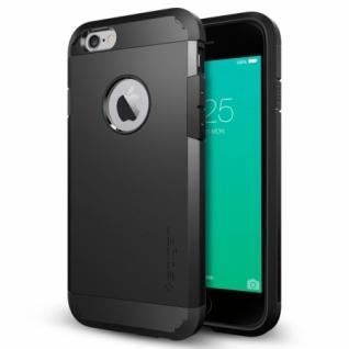 Чехол для iPhone 6s / 6 SGP Tough Armor, цвет Black (SGP11614)