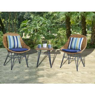 Комплект садовой мебели ЭкоДизайн Комплект кофейный 210488
