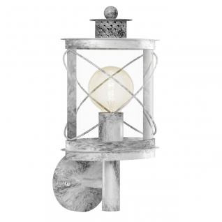 Уличный настенный светильник Eglo Hilburn 1 94865