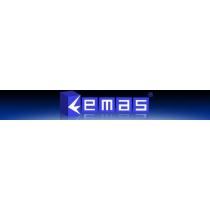 Аллюминиевая подставка h=100 мм для настенного крепления светосигнальных колонн ЕМАС