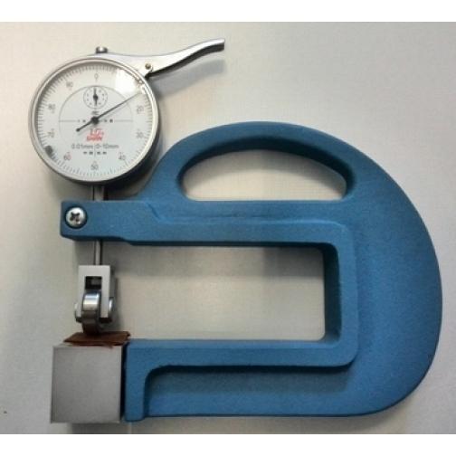 Микрометр для измерения материала в движении. 935