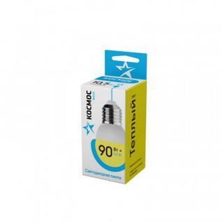 Лампа светодиодная КОСМОС BASIC GL45 10.5W 220V E27 3000K