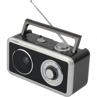 FIRST-austria Радиоприемник First FA-1905 Black