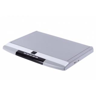 """Автомобильный потолочный монитор 15,6"""" DayStar PD1507FL серый (1920X1080, ANDROID)"""