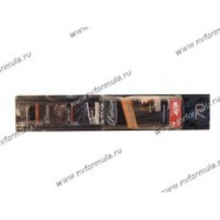 Шторки боковых окон Premium 70/L42-47 черные