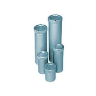 Пенал для ключей цилиндрический диам. 40 мм. высотой 200 мм.