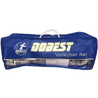 Сетка волейбольная с тросом 5-007, р-р 950х100см DOBEST