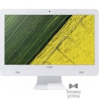 "Acer Acer Aspire C20-720 DQ.B6XER.005 White 19.5"" HD+ Cel J3060/4Gb/500Gb/DVDRW/W10/k+m"