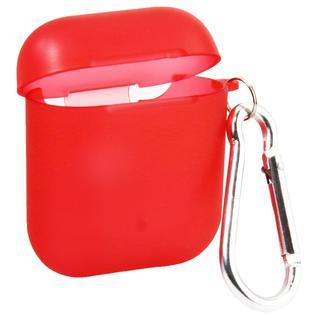 Чехол силиконовый COTEetCI для AirPods 2 TPU Case (CS8127-TR) Прозрачно-красный