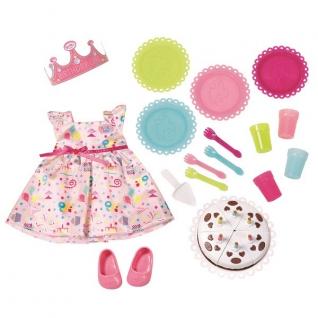 Аксессуары для куклы Zapf Creation Zapf Creation Baby born 825-242 Бэби Борн Набор для празднования Дня рождения