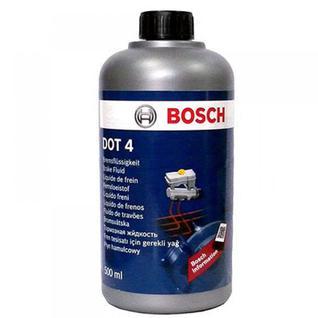 Тормозная жидкость Bosch DOT 4 0.5л