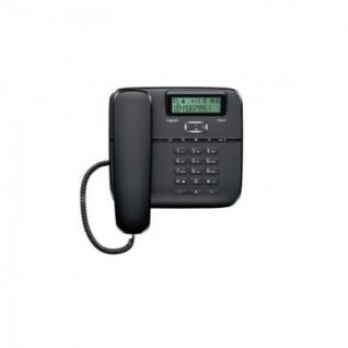 Телефон Gigaset DA610 black,redial,память 50 ном.,гр.связь