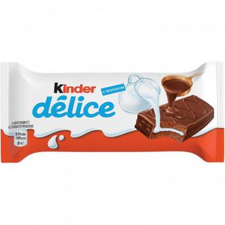 Пирожное Kinder delice 4штх39г