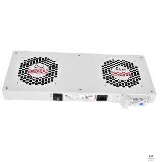 Цмо ЦМО Модуль вентиляторный, 2 вентилятора с терморегулятором R-FAN-2T