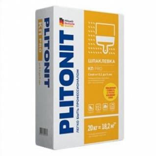 Шпаклевка Плитонит Кп Про /20,0 кг/ (48 шт на поддоне)