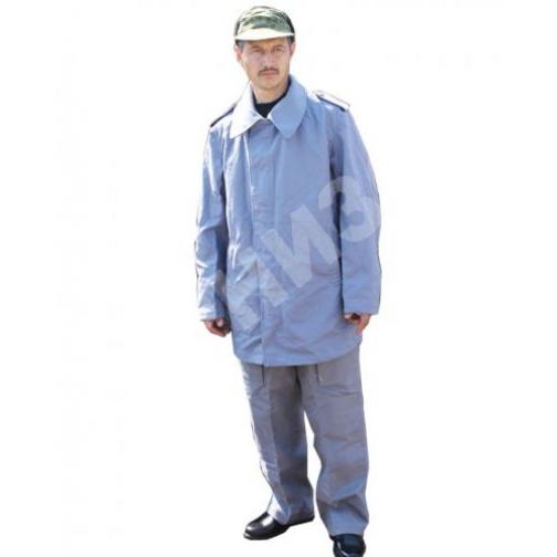 Костюм Спецназ серого цвета (куртка+брюки) старого образца 10315