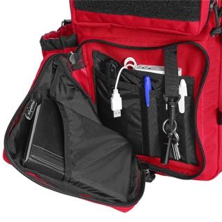 Однолямочный тактический рюкзак Kiwidition Tawaho City 10 черный