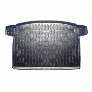 Коврик в багажник Элерон Mitsubishi Outlander 2012- комлектация с органайзером 71003 Aileron