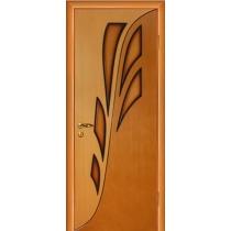 Дверное полотно МариаМ Орхидея ПУ лак глухое 550-900 мм