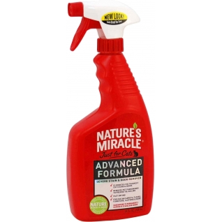 8in1 8in1 уничтожитель пятен и запахов от кошек NM JFC Advanced Formula с усиленной формулой спрей 710 мл