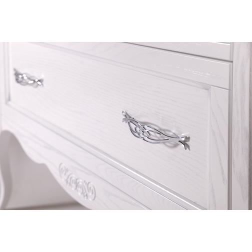 Подстолье Модерн 105 (Белый/Патина серебро) ASB-Woodline 38117076 3