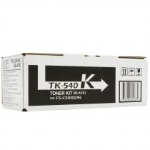 Совместимый тонер-картридж TK-540K для Kyocera Mita FS-C5100DN (черный, 5000 стр.) с чипом 4529-01 Smart Graphics
