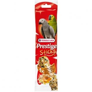 VERSELE-LAGA VERSELE-LAGA палочка для крупных попугаев Prestige с орехами и медом 1х70 г