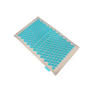 Акупунктурный массажный коврик EcoLife, Gezatone (Бирюзовый)