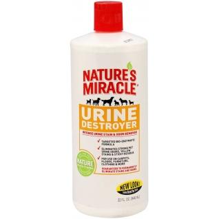 8in1 8in1 уничтожитель пятен, запахов и осадка от мочи собак NM Urine Destroyer 945 мл