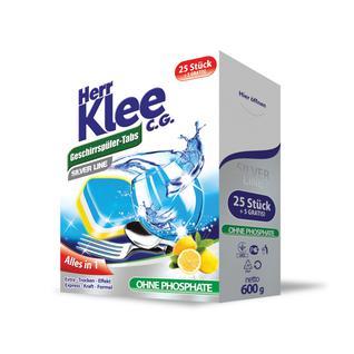 Таблетки для посудомоечной машины Herr Klee 30 шт