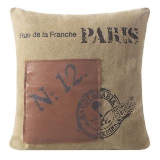 Наволочка на подушку Post Paris