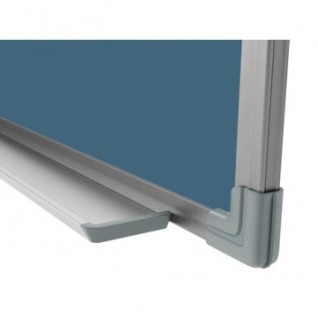 Доска магнитно-меловая 1-элементная Attache Selection 100х60, цвет синий