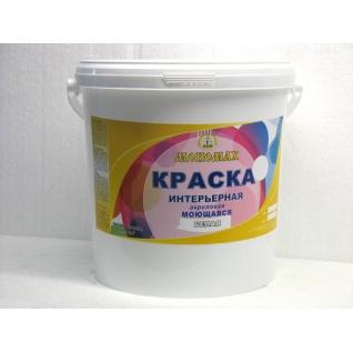 Краска Мономах моющаяся (для помещений с сильной влажностью) Standart 40 кг