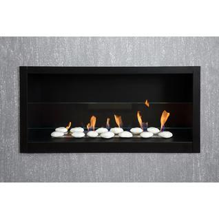 LUX FIRE Встроенный биокамин Lux Fire Кабинет Эксклюзив